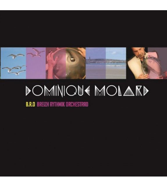 CD DOMINIQUE MOLARD - B.R.O