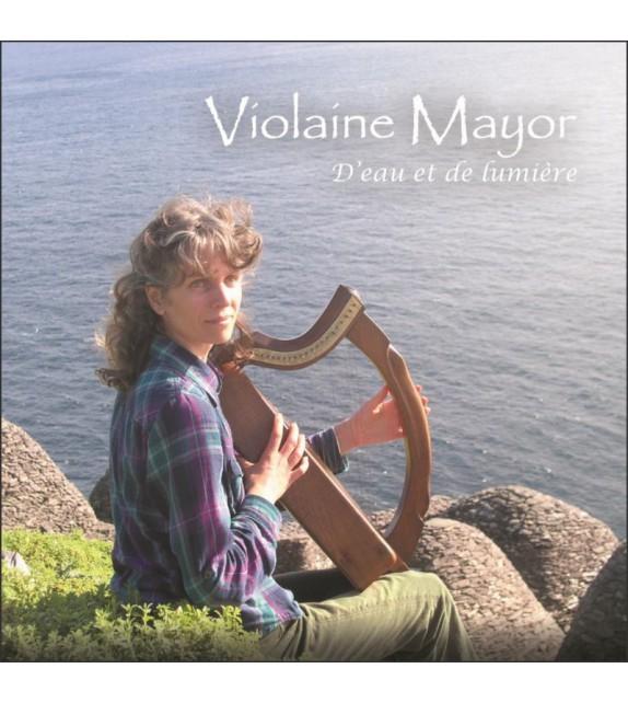 CD VIOLAINE MAYOR - D'EAU ET DE LUMIÈRE