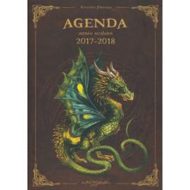 AGENDA SCOLAIRE DRAGONS 2017-2018