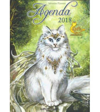 AGENDA ANNUEL CHATS ENCHANTÉS 2018