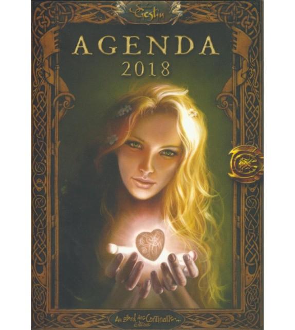 AGENDA ANNUEL FÉES 2018