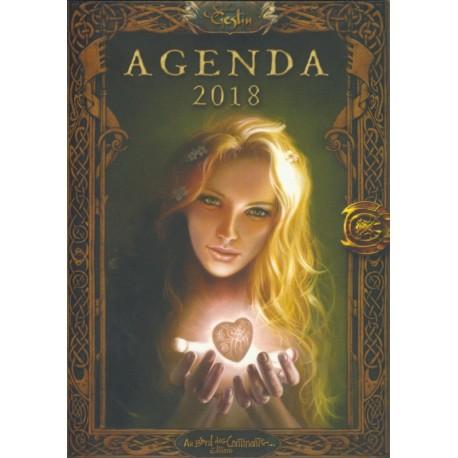 AGENDA ANNUEL DES PRINCESSES 2018