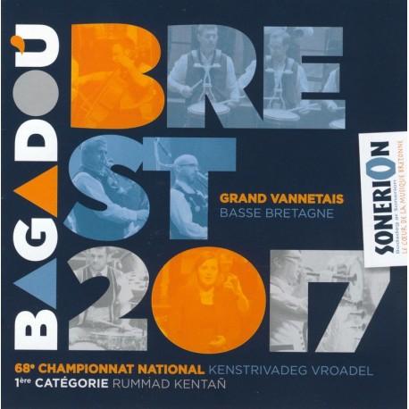 CD CHAMPIONNAT DES BAGADOU BREST 2017