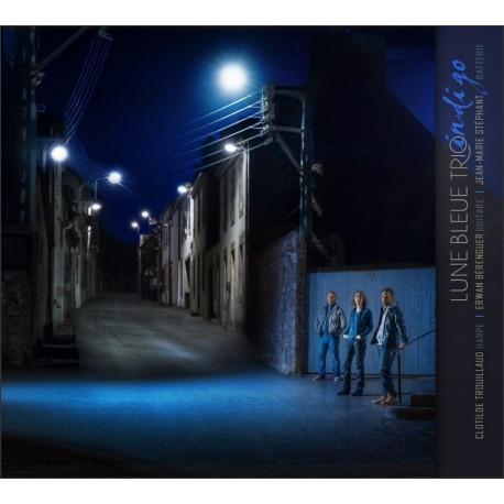 CD LUNE BLEUE TRIO - Indigo