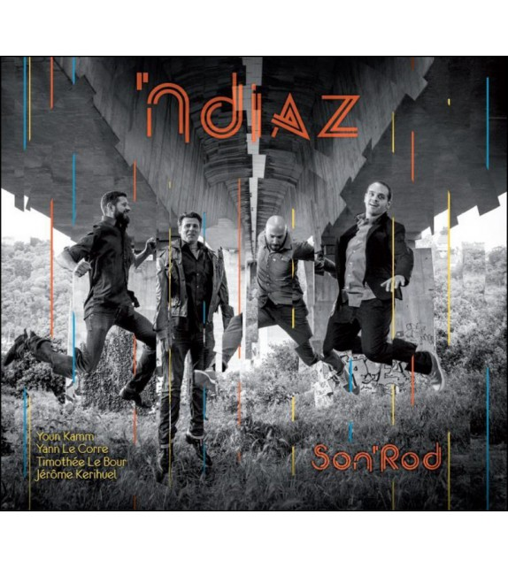 CD 'NDIAZ - SON 'ROD