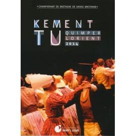 DVD KEMENT TU 2014 QUIMPER LORIENT