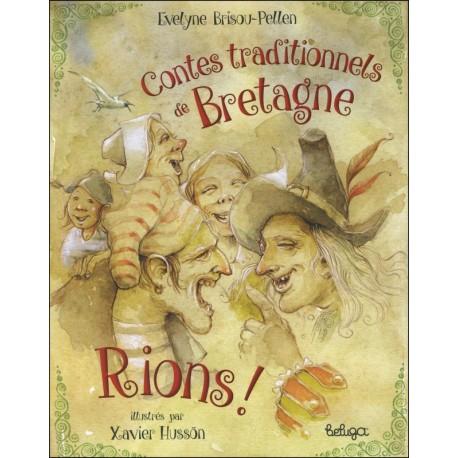 CONTES TRADITIONNELS DE BRETAGNE : RIONS