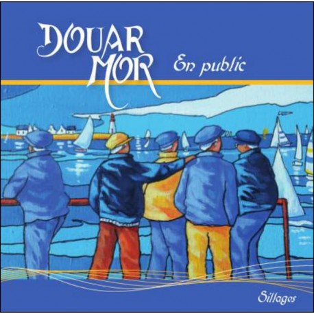 CD DOUAR MOR EN PUBLIC - SILLAGES