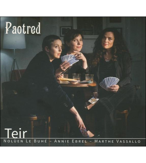CD TEIR - PAOTRED (Marthe Vassallo, Nolùen Le Buhé, Annie Ebrel)