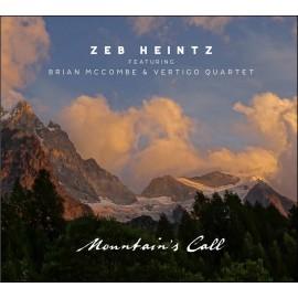 CD ZEB HEINTZ - MOUNTAIN'S CALL