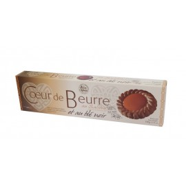 ETUI CŒUR DE BEURRE CARAMEL ET BLÉ NOIR - Galettes bretonnes
