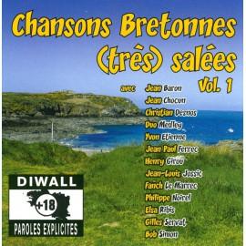 CADEAU Le CD CHANSONS BRTONNES (Ne pas ajouter au panier manuellement)