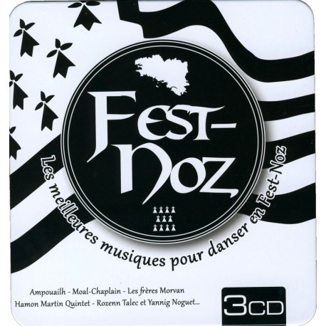 CD LES MEILLEURES MUSIQUES DE BRETAGNE