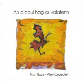 CD ALAN ROUZ & ALEXI ORGEOLET - An Diaoul hag ar Valafenn