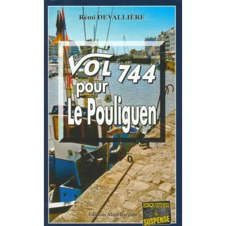VOL 744 POUR LE POULIGUEN