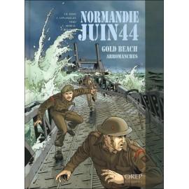 NORMANDIE JUIN 44 - Tome 3 Gold Beach/Arromanches
