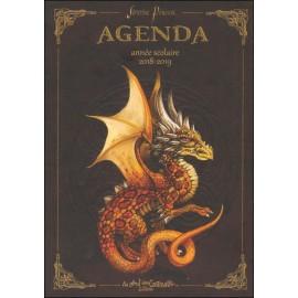 AGENDA SCOLAIRE DRAGONS 2018-2019