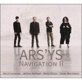 CD ARS'YS - NAVIGATION II