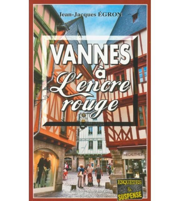 VANNES A L'ENCRE ROUGE