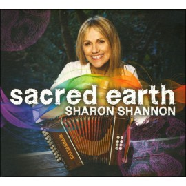 CD SHARON SHANNON - SACRED EARTH