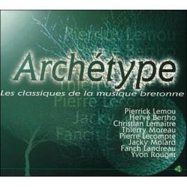CD ACHETYPE - Les classiques de la musique bretonne