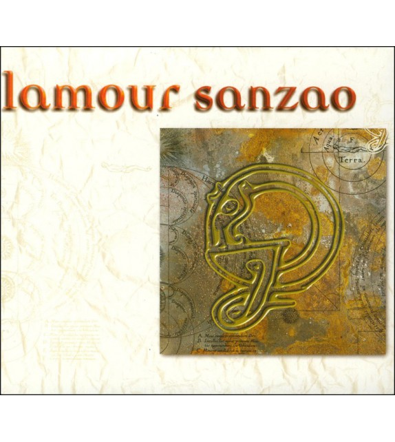 CD PASCAL LAMOUR - SANZAO