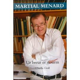 MARTIAL MENARD - UR BREUR ER STOURM
