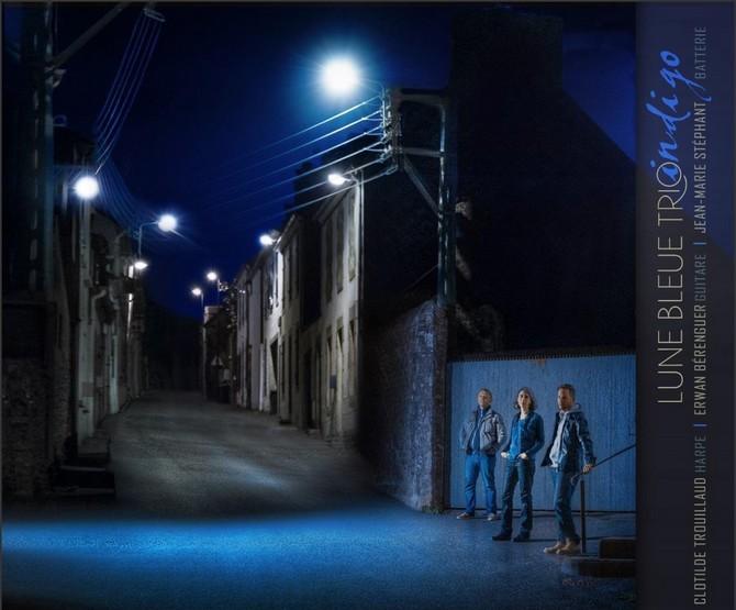 Cd Lune Bleue Trio