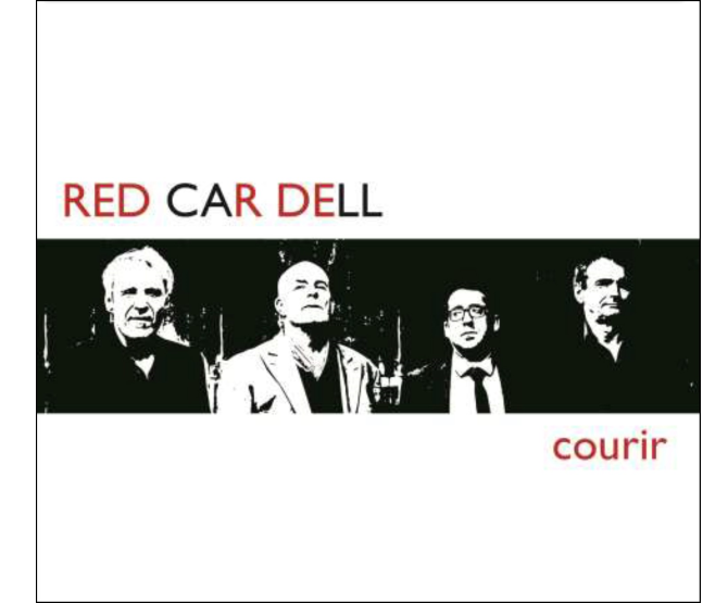 Red Cardell - Courir