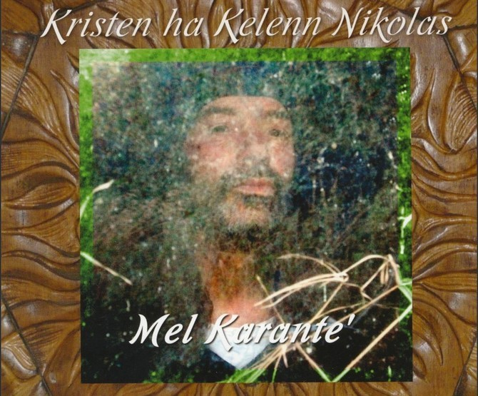 le nouveau Cd de Kristen Nikolas