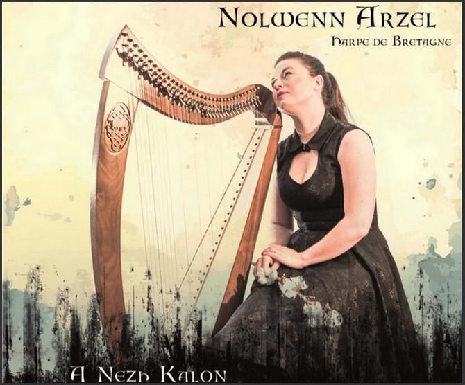 Nolwenn Arzel une musique celtique intelligente et engagée