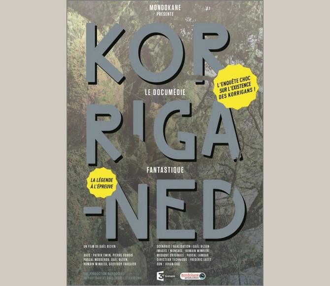 Un documentaire fiction sur les korrigans