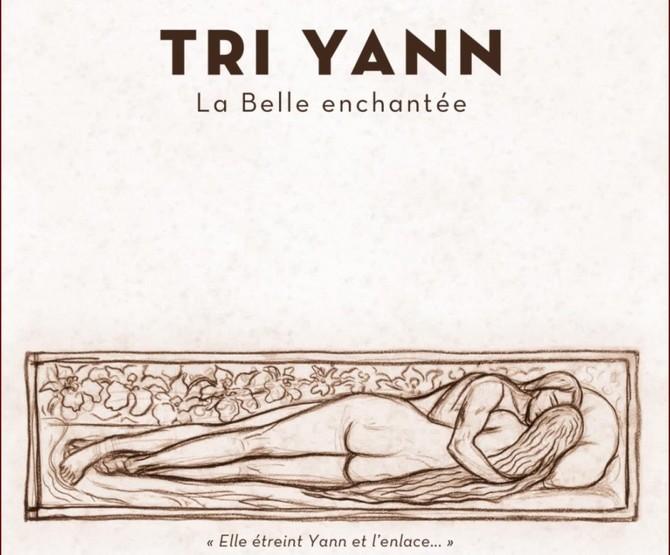 La belle enchantée, le nouveau cd du groupe Tri Yann
