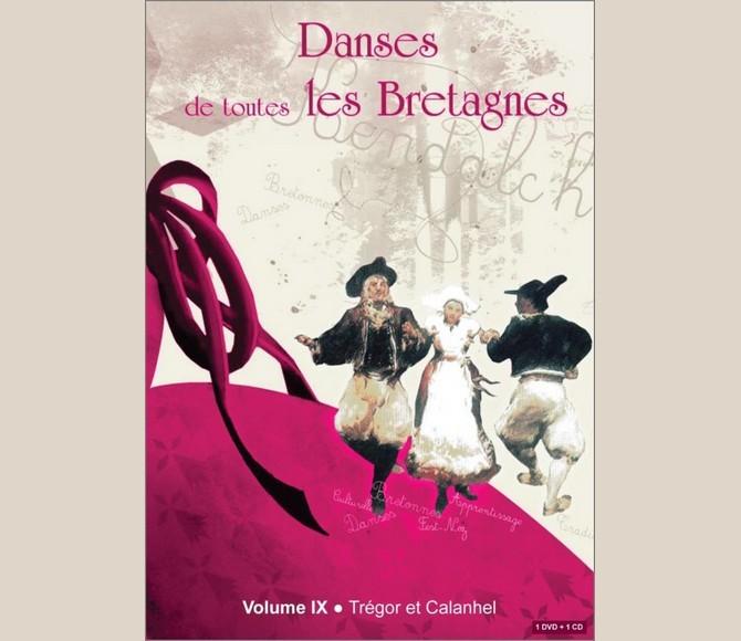 Kendalc'h, le nouveau DVD pour apprendre à danser.