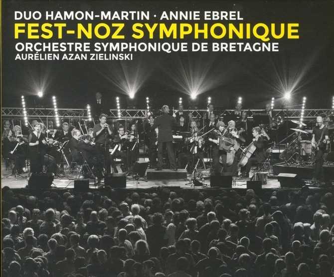 Duo Hamon-Martin, Annie Ebrel et l'Orchestre Symphonique de Bretagne
