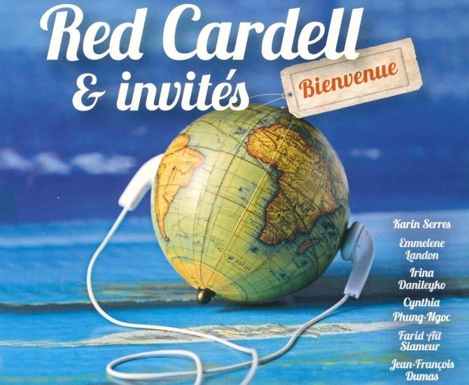 Le tout nouveau CD de Red Cardell