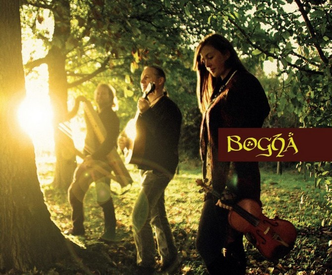 Bogha, musique celtique
