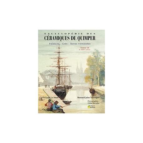 ENCYCLOPEDIE DES CERAMIQUES DE QUIMPER Tome 2