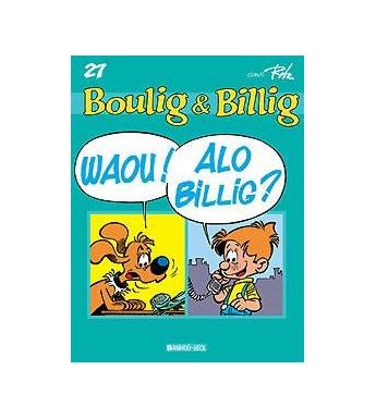BOULIG HA BILLIG No 27 - WAOU-ALO BILLIG ?