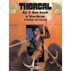 THORGAL - AN TRI DEN KOZ A VRO ARAN T3