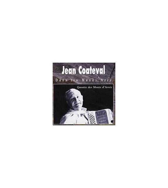 CD JEAN COATEVAL - DANS TRO MENEZ ARRE