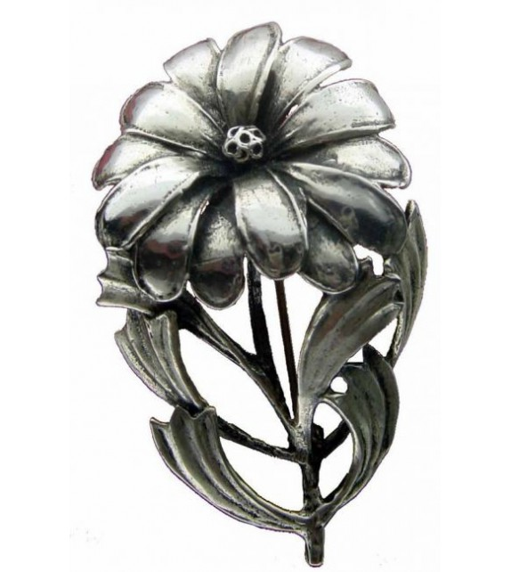 BROCHE PAVOT - Toulhoat