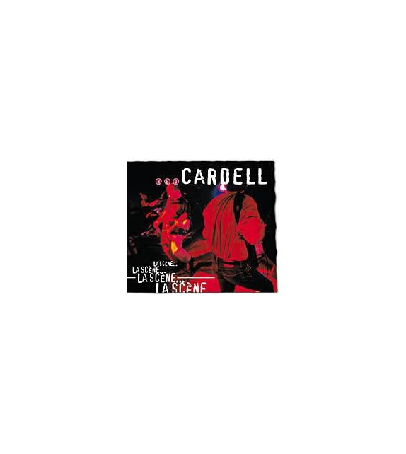 CD RED CARDELL - LA SCÈNE