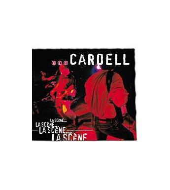 CD RED CARDELL - LA SCÈNE