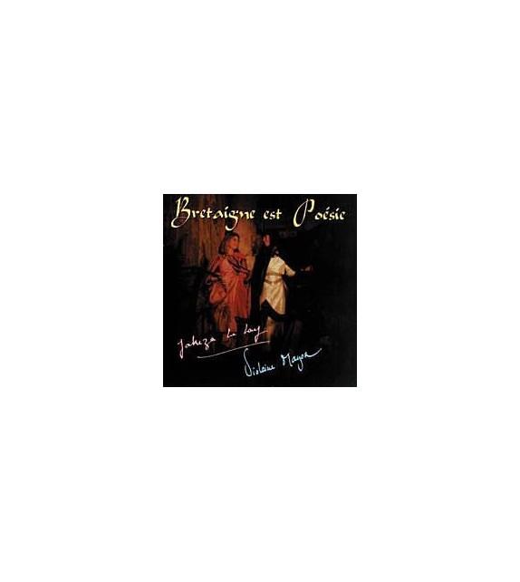 CD VIOLAINE MAYOR - BRETAGNE EST POÉSIE