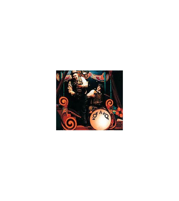 CD ROLAND BECKER - AU CAFÉ BRETON - KOF A KOF