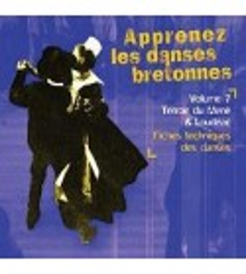 CD APPRENEZ LES DANSES BRETONNES. VOL 7 Pays Mené - Loudéac