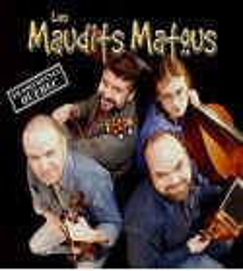 CD MAUDITS MATOUS - TRADITIONNEL QUÉBEC