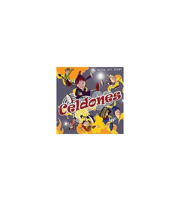 CD CELDONES - HIJOS DEL FUEGO