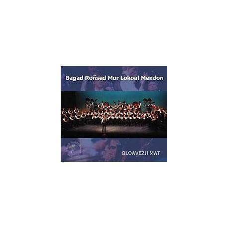 CD BAGAD RONSED MOR - BLOAVEZH MAT
